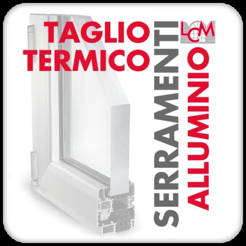 Alluminio-taglio-termico